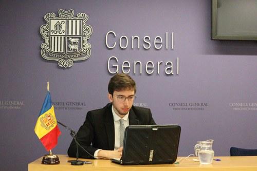 El conseller general Roger Padreny aposta per un Acord de Joventut entre l'OSCE i l'OSCE-PA