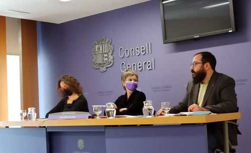 El PS considera necessari revisar la Constitució en matèria d'habitatge