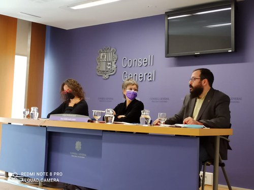 """El PS denuncia els arguments """"polítics"""" del fiscal general"""