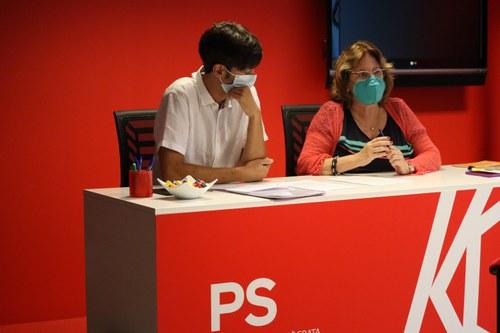 El PS+Independents d'Andorra la Vella diu prou als capricis dels cònsols sobre el telefèric de Pic de Carroi