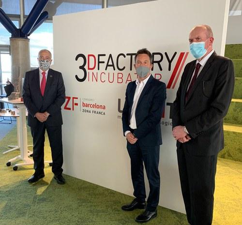 El PS treballa en la transformació econòmica d'Andorra a través de la tecnologia 3D