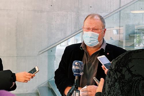 Un PS preocupat per l'evolució de la pandèmia demana a Govern més esforç i coherència