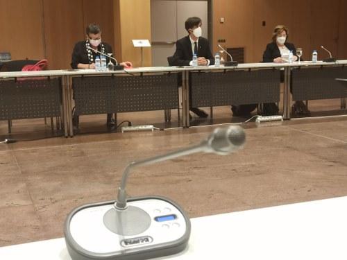 Les propostes de PS + Independents d'Andorra la Vella per a millorar la mobilitat de la parròquia veuen la llum