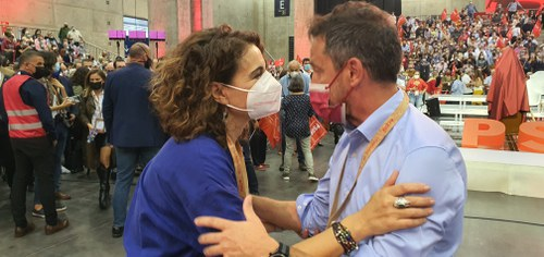 López i la ministra d'Hisenda espanyola acorden una reunió a Madrid per abordar qüestions d'actualitat internacional