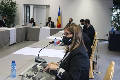 """Movem Ordino defensa la necessitat de treballar conjuntament en """"projectes cabdals"""" com l'Hotel Casamanya"""