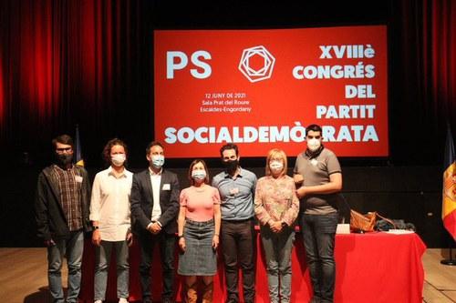 Pere López, nou president del PS