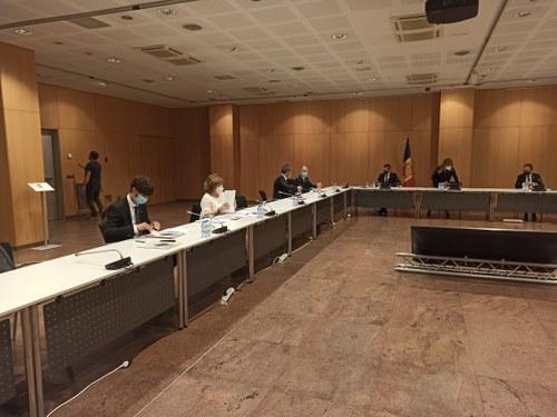 PS + Independents d'Andorra la Vella alerta dels costos reals del Museu de la Bicicleta, que ja sumen 1,7 milions