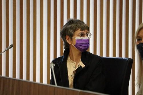 Vela demana sobre els recursos humans que el SAAS i l'hospital han destinat per la pandèmia